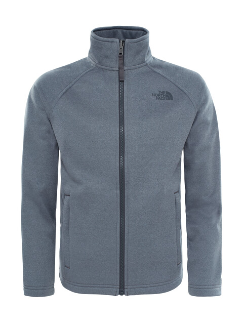 The North Face Canyonlands Midlayer Kinderen grijs